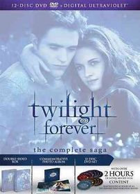 Twilight Forever Box Set - (Region 1 Import DVD)