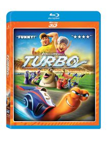 Turbo (2013)(3D Blu-ray)