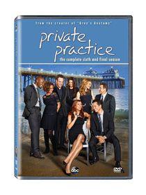 Private Practice Season 6 (DVD)