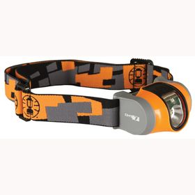 Coleman - CHT 7 Headlamp -Orange And Grey