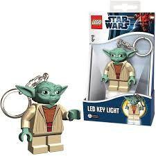 LEGO Star Wars - Yoda Key Chain with Light