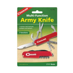 Coghlan's - Army Knife 7-Function