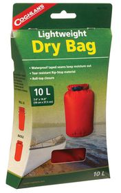 Coghlan's - 10L Lightweight Dry Bag - Red