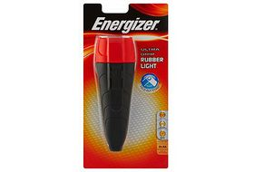 Energizer - RBR22A New Ultra Grip Rubber Light 2AA - Red & Black