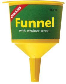 Coghlan's - Funnel - Yellow
