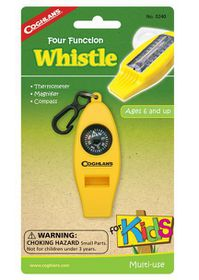Coghlan's - Four Function Whistle for Kids