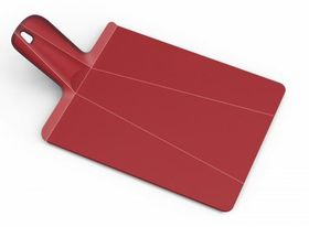 Joseph Joseph - Chop2Pot Plus Red Folding Chopping Board - Red Small