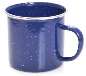OZtrail - Enamel Mug - Blue