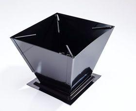 Metalix - Potjie Braai - Black