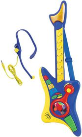 Winfun - Jam 'N Keys Guitar - Multi Coloured