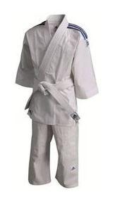 adidas Junior Judo Training Uniform - White