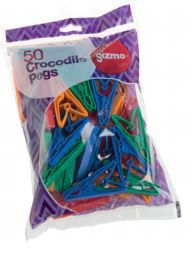 Gizmo - Pegs - Pack Of 50