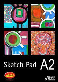 Dala Sketch Pad - A2