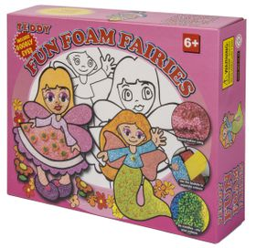 Teddy Fun Foam Fairy