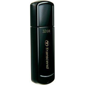Transcend JetFlash 350 USB Flash Drive - 32GB