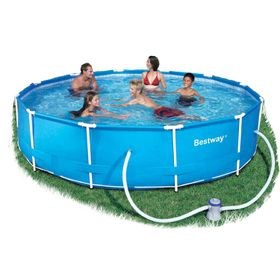 Bestway 6.4Kl Steel Pro Frame Pool Set - 366cm x 76cm