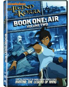 Legend Of Korra Vol. 2: Spirit Of Competition (DVD)