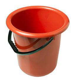 Gizmo - 9 Litre Bucket - Red