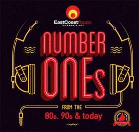 East Coast Radio's Number Ones From The 80's, 90's And Today - Various Artists (CD)