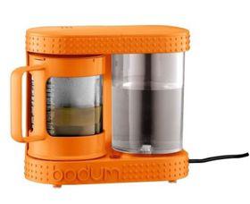 Bodum Bistro Electric Coffee & Tea Dripper - Orange