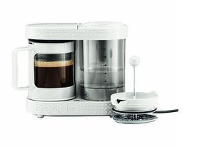 Bodum - Bistro Electric Coffee and Tea Dripper - White