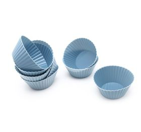 Anzo - Inspire Silicone Muffin Moulds 10 Piece - Small