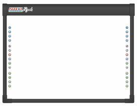 Parrot Interactive Whiteboard eBoard 1680 x 1314mm