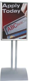 Parrot Stand Poster Frame - A1 Portrait