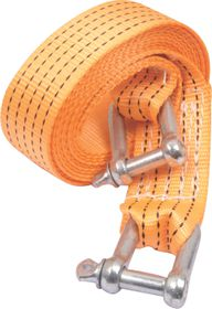 Moto-Quip - 4000Kg D Shackle Towing Strap