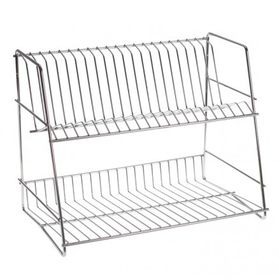 Steelcraft 2 Tier Dish Rack