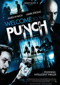 Welcome To The Punch (Blu-ray)