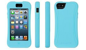 Griffin Survivor Slim Case For iPhone 5 - Turquoise