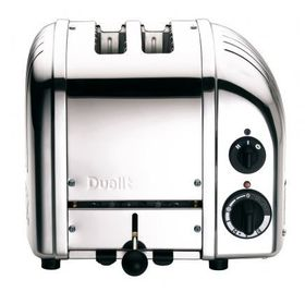 Dualit - 2 Slice Classic Toaster - Polished