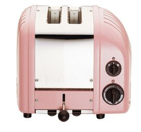 Dualit - 2 Slice Classic Toaster - Petal Pink