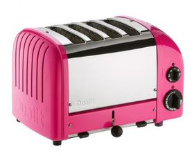 Dualit 4 Slice Classic Toaster - Chilli Pink
