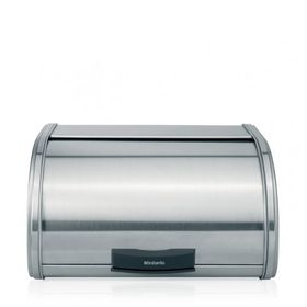 Brabantia - Storage Touch Bin Medium - Matt Steel