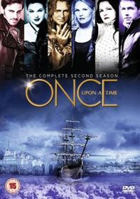 Once Upon a Time: The Complete Second Season (Import DVD)