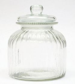 Maxwell and Williams - Glass Candystore Canister - 3 Litre