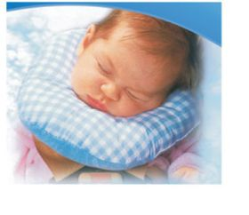 Snuggletime - Napper Travel Pillow - Blue