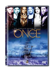 Once Upon a Time Season 2 (DVD)
