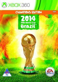 2014 FIFA World Cup Brazil: Champions Edition (PRE ORDER) (XBox 360)