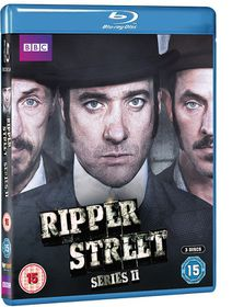 Ripper Street Series 2 (Blu-ray)