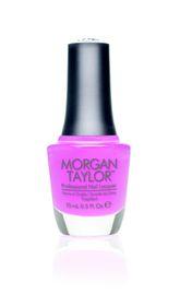 Morgan Taylor Nail Lacquer - Lip Service (15ml)