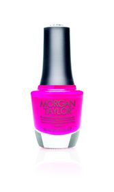 Morgan Taylor Nail Lacquer - Prettier In Pink (15ml)