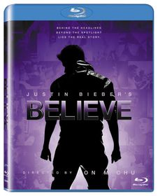 Justin Bieber - Believe (Blu-ray)