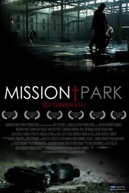 Mission Park aka Line of Duty (DVD)