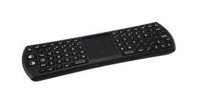 Zoweetek 2.4Ghz 78 Key Mini Wless Keyboard + Touchpad