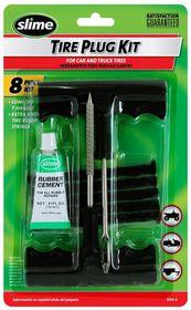 Slime - Tyre Plug Kit - 8 Piece