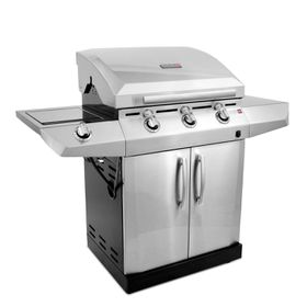 Char-Broil - 3 Burner Tru-Infrared Grill 500IN2 - Stainless Steel