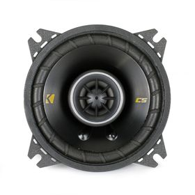 "Kicker - CS Series 4"" Coaxial Speaker - 4Ohm"